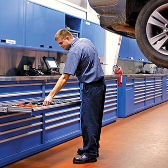 Maintenance and Repair - vehicle services