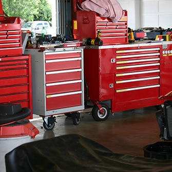 Maintenance and repair - toolboxes