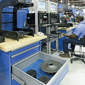 Technical Repair Benches