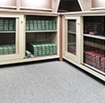 Chips storage - Cage area